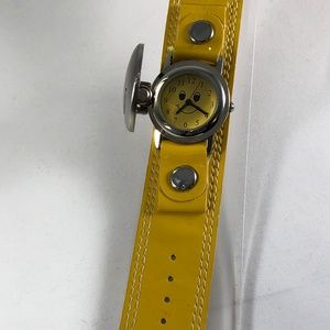 Accutime Watch Company Accessories - Got to be Be Happy! Smile its Contagious Fun Watch